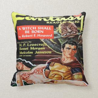 Almohadas de MoJo del americano del lector de la