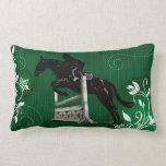 Almohadas de MoJo del americano del verde del puen