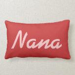 Almohadas de Nana