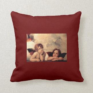 Almohadas de Putti de Raphael