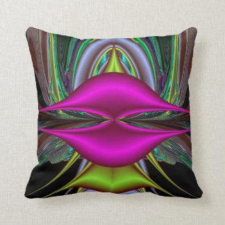 Almohadas de tiro abstractas del arte del fractal
