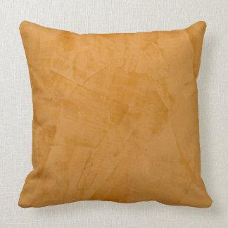 Almohadas de tiro anaranjadas toscanas