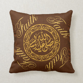 Almohadas de tiro árabes del diseñador de la