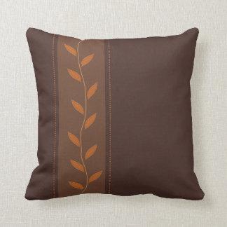 Almohadas de tiro caprichosas de Brown de las Cojín Decorativo