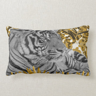 Almohadas de tiro de encargo decorativas del arte
