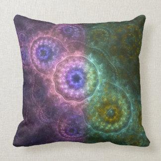 Almohadas de tiro del arte abstracto