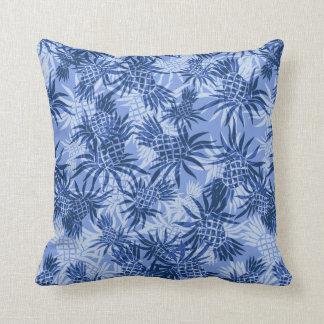Almohadas decorativas hawaianas de Camo de la piña