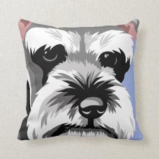 Almohadas del amante del perro