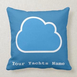 Almohadas del amortiguador del barco de la nube
