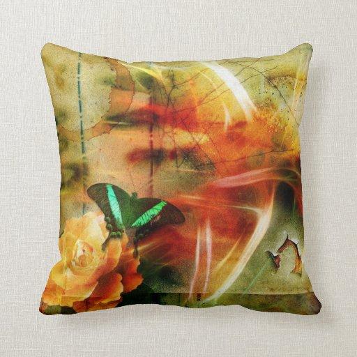 Almohadas del arte abstracto 73