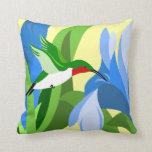Almohadas del colibrí