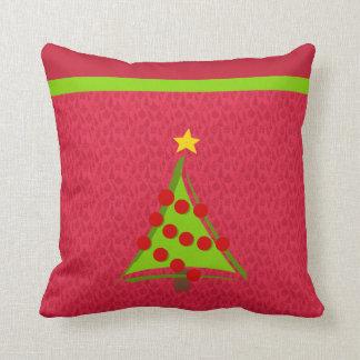 Almohadas del navidad