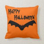 Almohadas del palo de Halloween