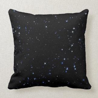 Almohadas del personalizado del espacio profundo