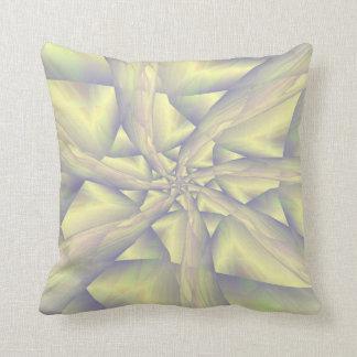 Almohadas en colores pastel de los brazos cojín decorativo