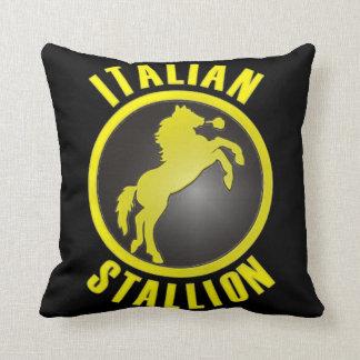 Almohadas italianas de MoJo del americano del