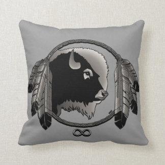 Almohadas nativas personalizadas almohada del arte