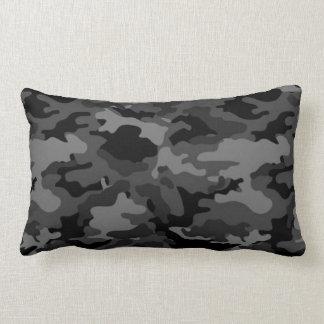 Almohadas negras de la almohada del camuflaje #2
