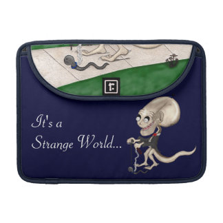 Almon The Strangeling MacBook Pro Sleeve