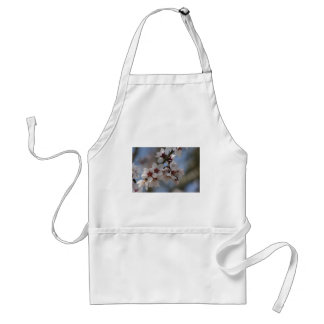Almond Blossom Adult Apron
