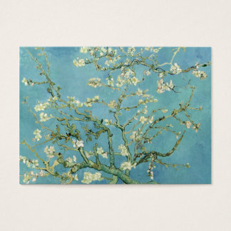 Almond Blossom by Van Gogh Fine Art Chubby Business Card
