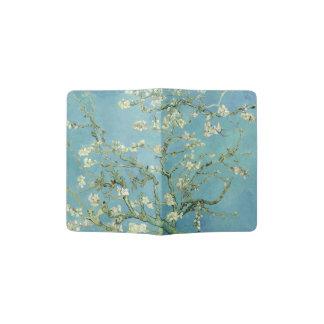 Almond blossom by Van Gogh Fine Art Passport Holder