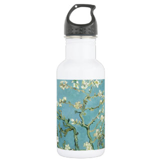 Almond Blossom by Van Gogh Stainless Steel Water Bottle