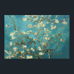 """Almond Blossom Canvas<br><div class=""""desc"""">Almond Blossom by Vincent van Gogh Canvas Almond Blossom was painted in 1890 in honor of a special event in Vincent&#39;s life. On January 31, Vincent&#39;s brother Theo and his wife Johanna had a son, and they named him Vincent Willem. Vincent painted this branch of blossoming almond in celebration of...</div>"""