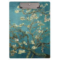 Almond Blossom Clipboard