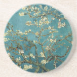 "Almond Blossom Coaster<br><div class=""desc"">Almond Blossom by Vincent van Gogh Coaster Almond Blossom was painted in 1890 in honor of a special event in Vincent&#39;s life. On January 31, Vincent&#39;s brother Theo and his wife Johanna had a son, and they named him Vincent Willem. Vincent painted this branch of blossoming almond in celebration of...</div>"