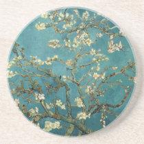 Almond Blossom Coaster