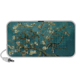 Almond Blossom Doodle iPod Speakers