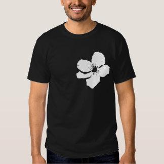 almond blossom flower tree t-shirt