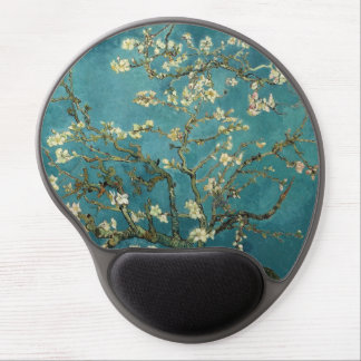 Almond Blossom Gel Mouse Pad
