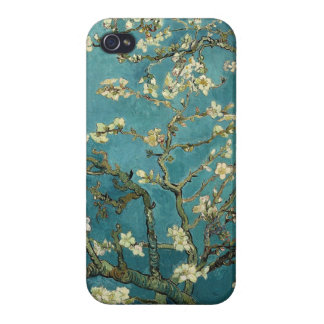Almond Blossom iPhone 4/4S Covers