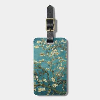 Almond Blossom Luggage Tag