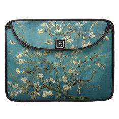Almond Blossom Macbook Pro Flap Sleeve at Zazzle