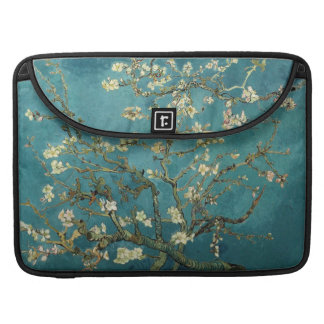 Almond Blossom Macbook Pro Flap Sleeve