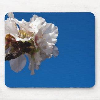 Almond Blossom Mousepad mousepad