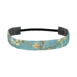 Almond Blossom Elastic Headbands