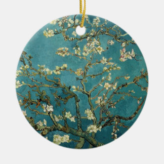 Almond Blossom Ornament