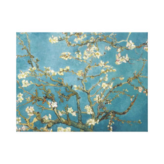 Almond Blossom Painting by Vincent van Gogh Canvas Print