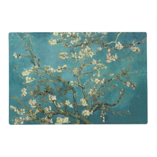 Almond Blossom Placemat at Zazzle