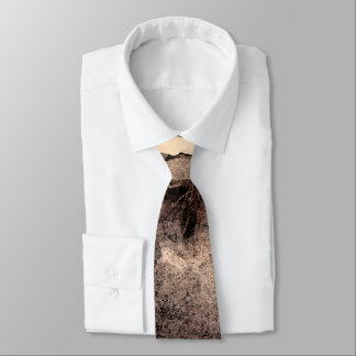 Almond Blossom Shabby Chic Regular Tie