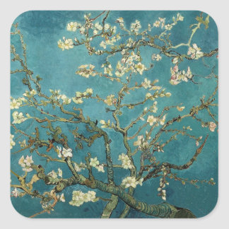 Almond Blossom Sticker