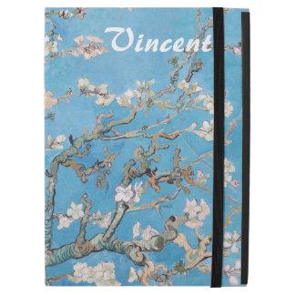 Almond Blossoms Blue Vincent van Gogh Art Painting iPad Pro Case