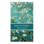 Almond Blossoms Double-Sided Standard Business Cards (Pack Of 100)