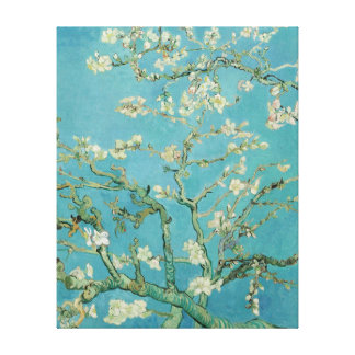 Almond Blossoms by Vincent van Gogh Canvas Print