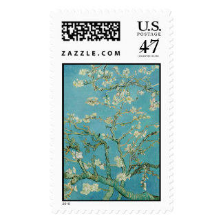 Almond Blossoms by Vincent van Gogh Postage