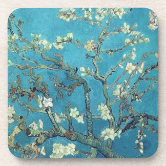 Almond Blossoms Drink Coaster